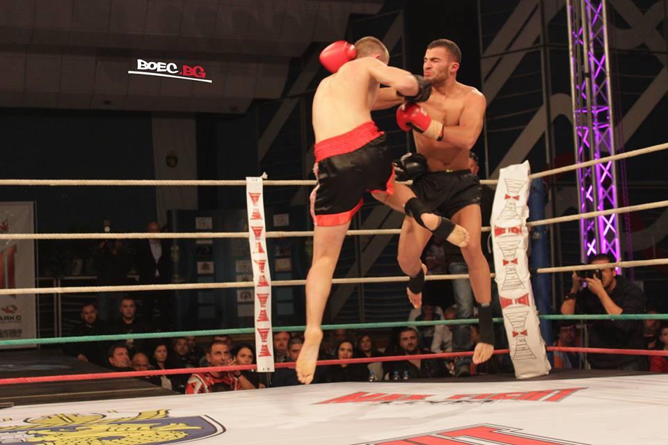 Любен Стефанов и Пламен Росенов предложиха интригуващ двубой на Max Fight 37