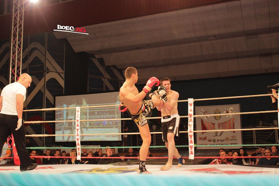 Стоян Копривленски нокаутира Вартанянов на Max Fight 37