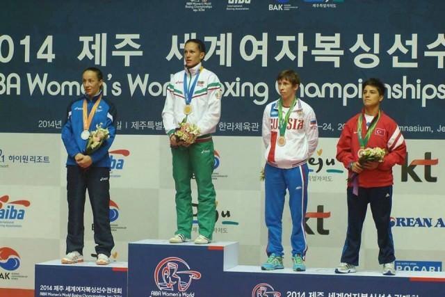 Световната шампионка Станимира Петрова по пътя на мечтите си – Олимпиадата в Рио 2016