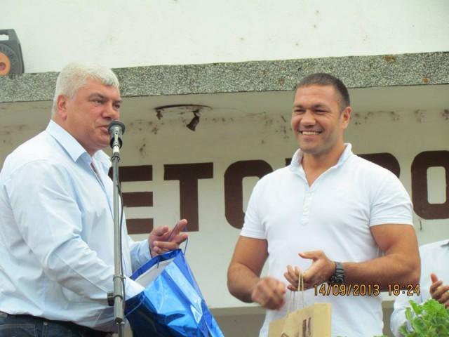 Свилен Русинов за новото си амплоа като треньор, за Кубрат Пулев и братята Кличко