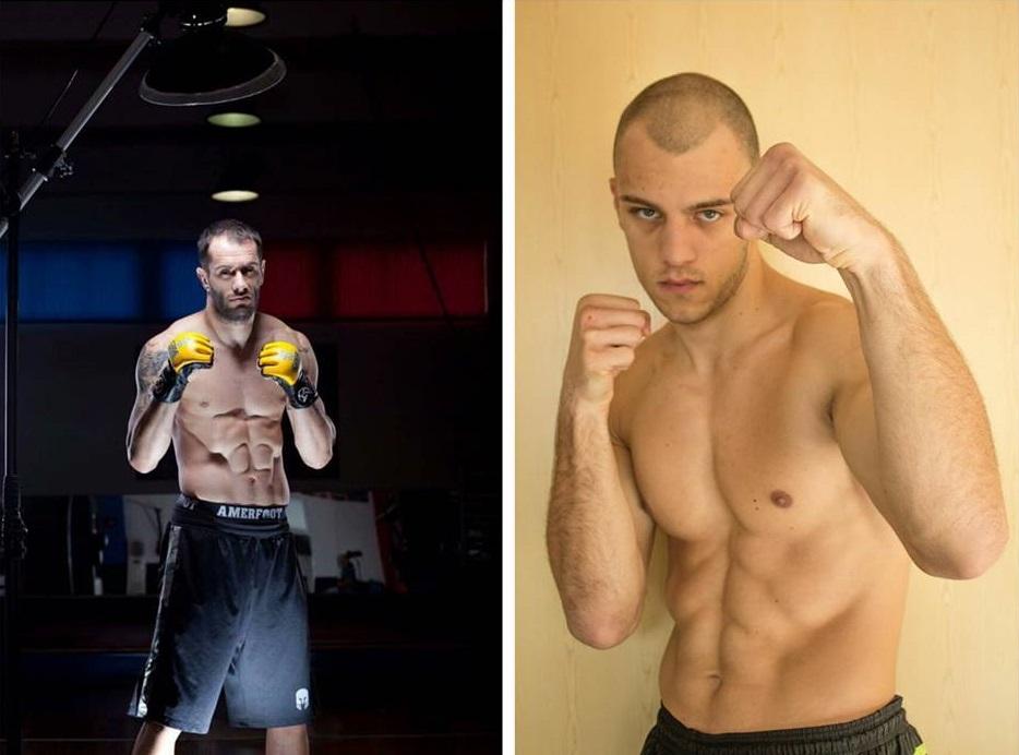 Деян Топалски срещу Михаил Динев на MAX FIGHT 37