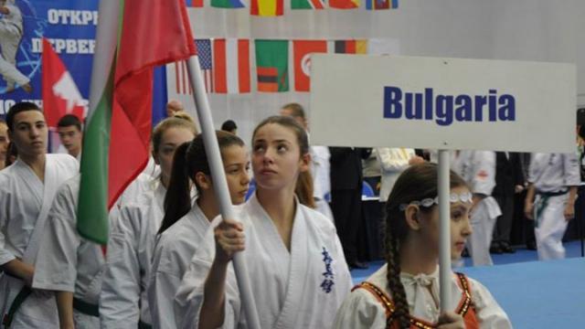 България обра медалите и в първенството на Русия