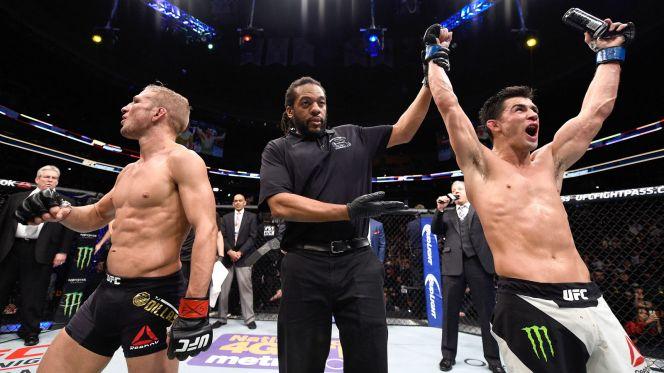 Dominick Cruz си върна титлата на UFC