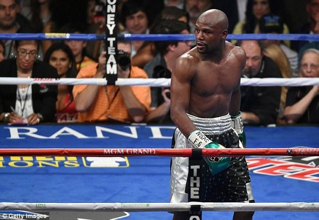 Floyd Mayweather: Боксът не ми липсва