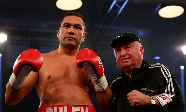 Кубрат Пулев продължава да бъде в елита на професионалния бокс