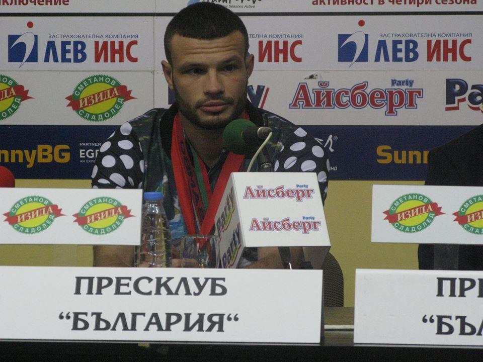 Марко Косев: България е в сърцето ми, дори да се състезавам за друга страна