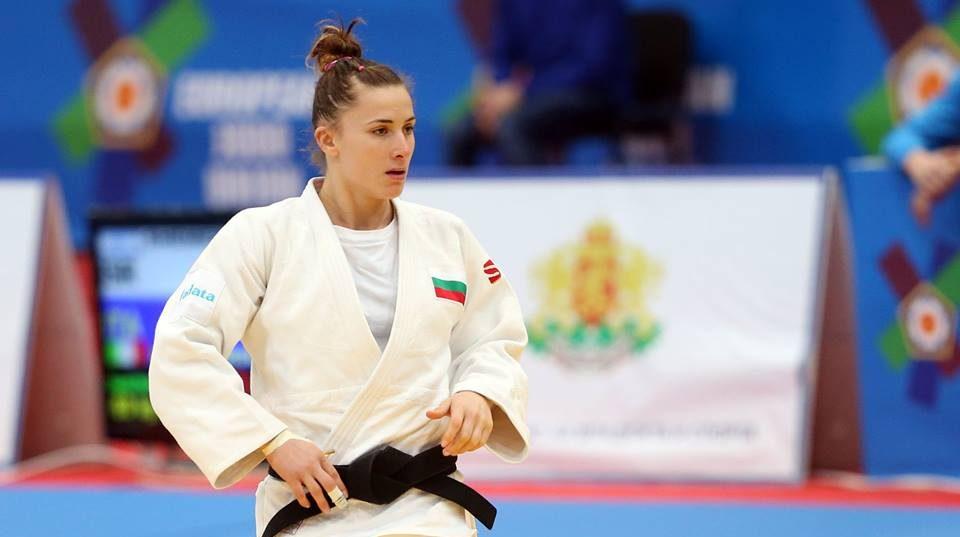 Федерацията ни по джудо ще поиска служебна квота за Ивелина Илиева за Рио!
