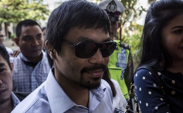 Пакиао: Смърт за наркодилърите!