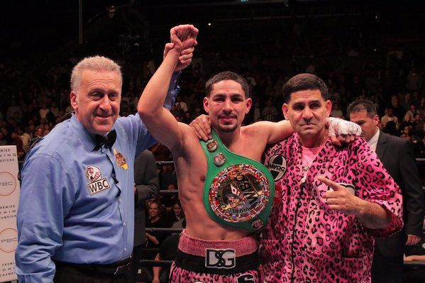 Danny Garcia спечели титлата на WBS в полусредна категория (ВИДЕО+СНИМКИ)