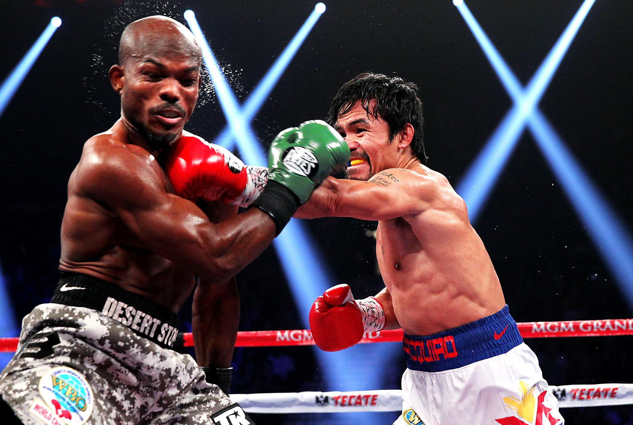 Timothy Bradley: Няма да бягам от Manny Pacquiao, ще бъда готов за всичко