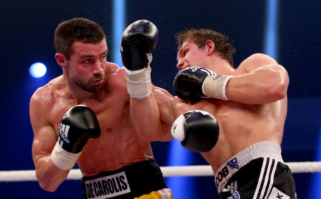 Джовани Де Каролис стана световен шампион по бокс