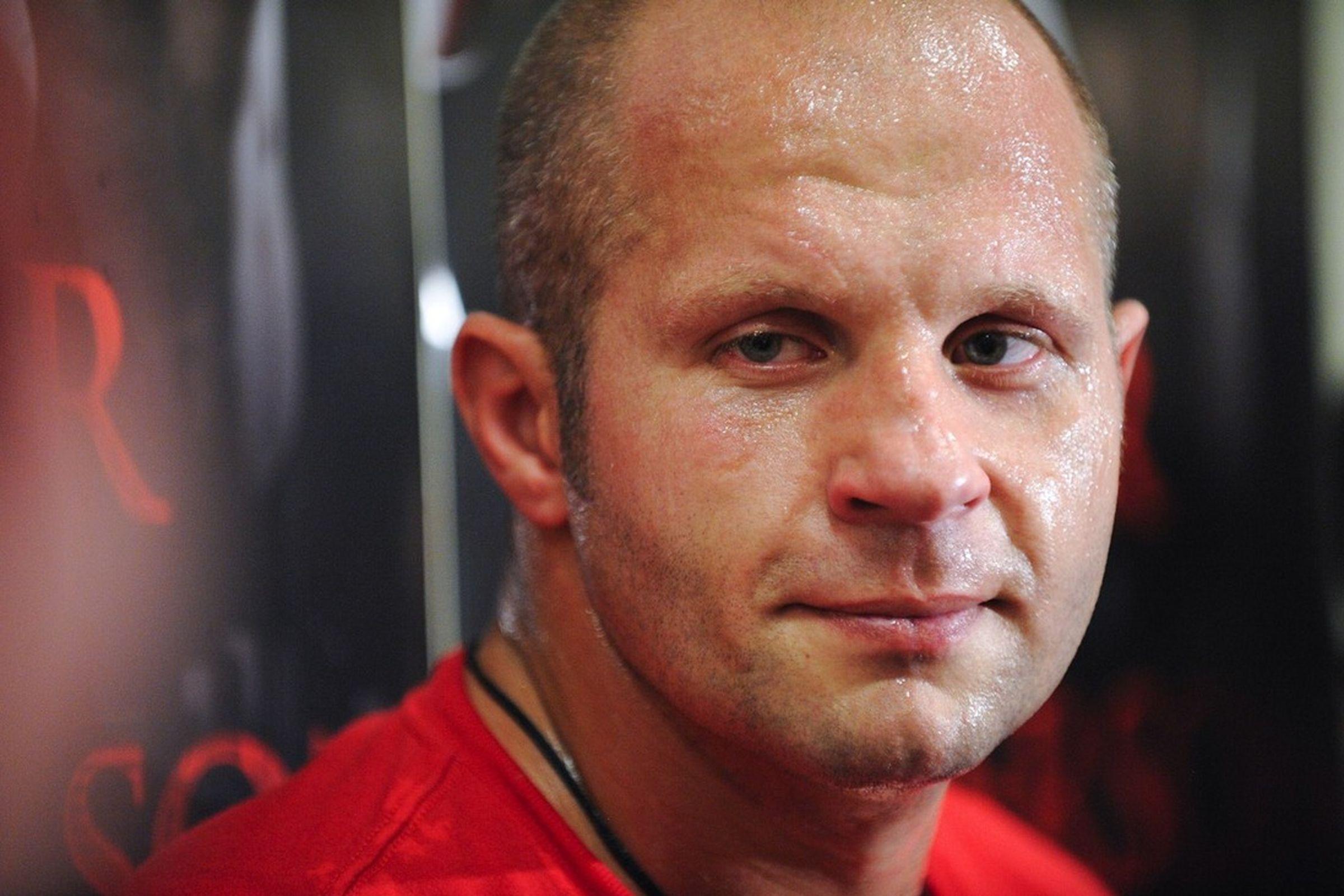 Фьодор Емеляненко може да подпише договор с UFC