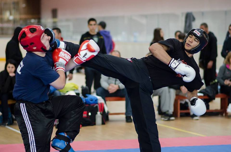 Световният шампион Дюк Нуамеруе ще води тренировки по кик бокс