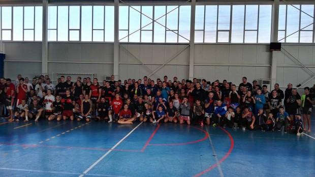 Четиринадесет клуба от Варна и региона на спарингова тренировка