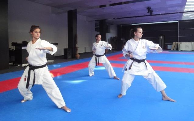 Бронзов медал за България от европейското първенство по карате