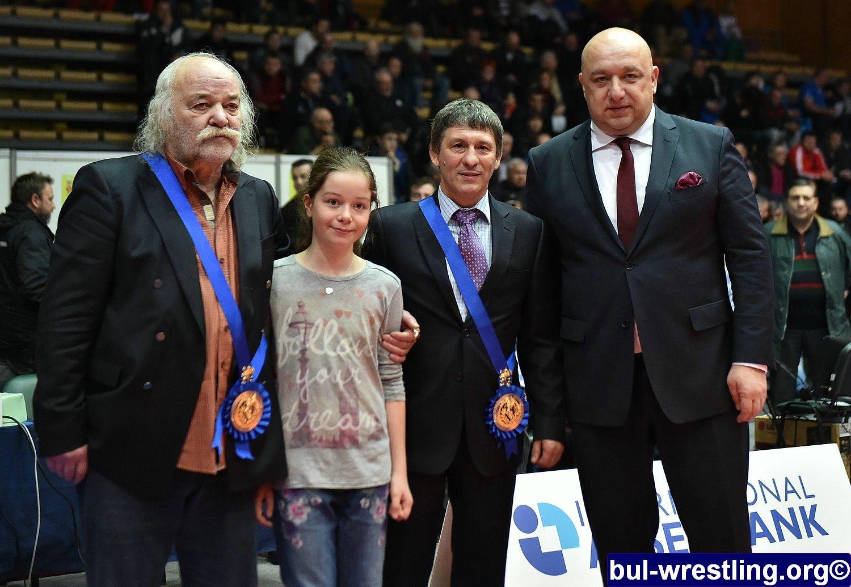 Боян Радев и Валентин Йорданов бяха отличени с най-високото държавно спортно отличие
