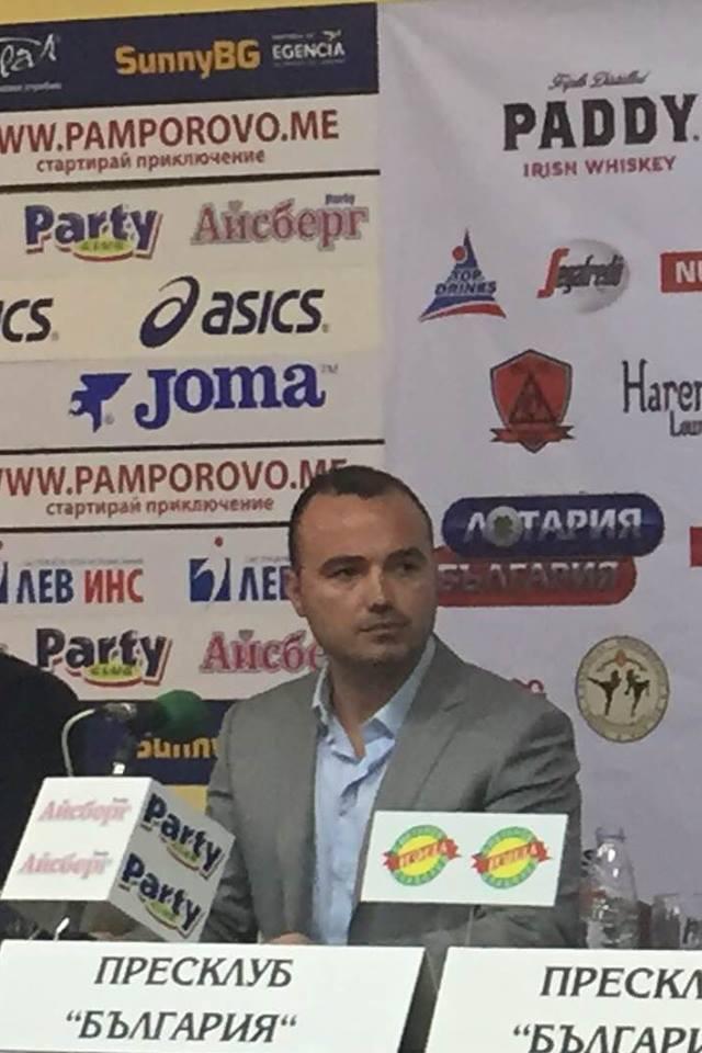"""Световният шампион Кристиян Георгиев беше награден от собственика на """"Делта Гард"""""""