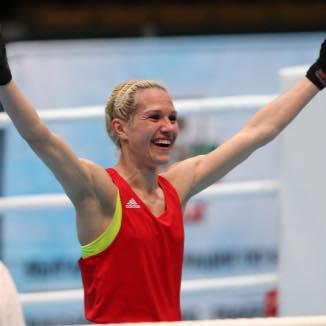 Вижте видеото за Станимира Петрова като посланик на женския бокс