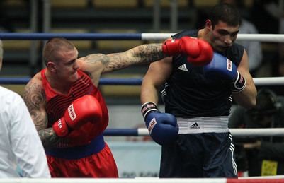 Кристиян Димитров отпадна на осминафинал в Турция