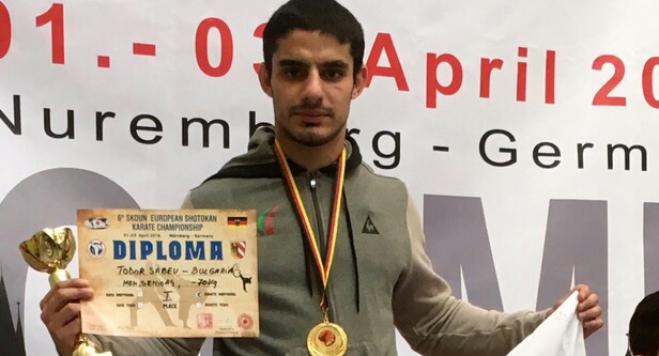 България със седем златни медала от европейското по Шотокан Карате-До