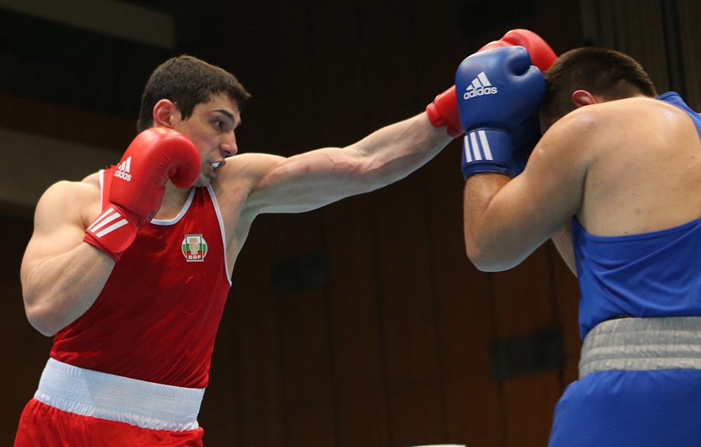 Петър Белберов отпадна на четвъртфиналите на олимпийския квалификационен турнир