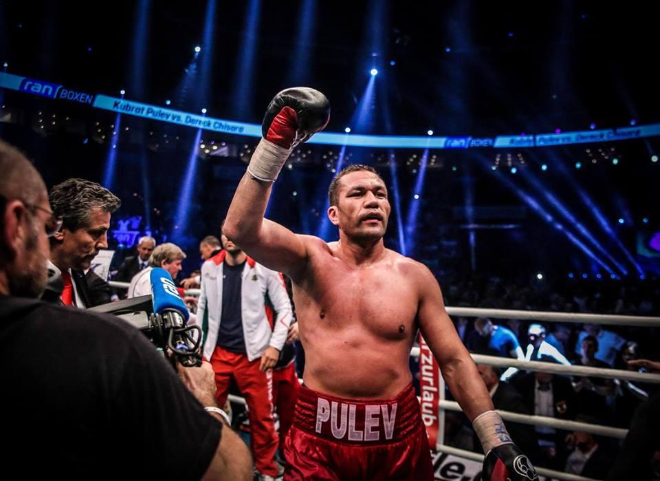 Агентът на Джошуа: Хората на Пулев не отстъпват, но българинът няма къде да избяга