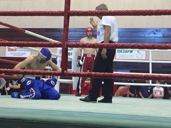Вижте шампионите от Държавното първенство по кикбокс в Нова Загора