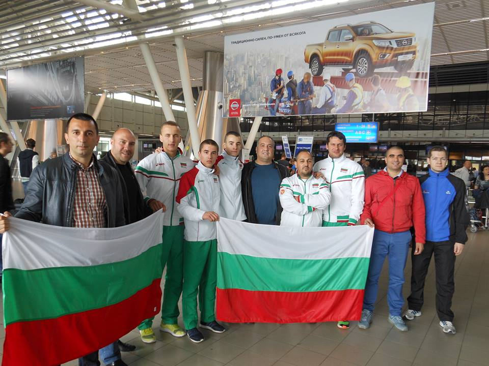 Националите по таекуон-до на лагер в Благоевград