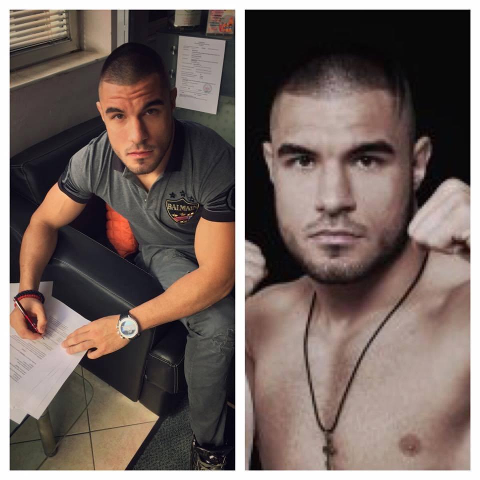 ОФИЦИАЛНО: Георги Валентинов подписа първия си професионален договор