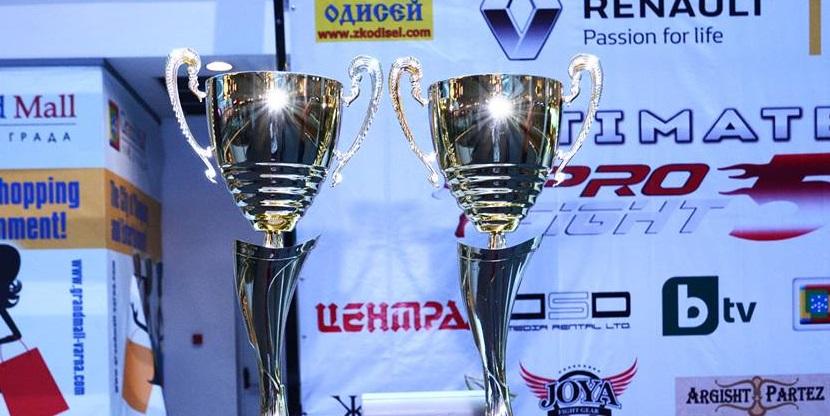 Отборът на IKKEN стана първият шампион на ULTIMATE TEAM FIGHT