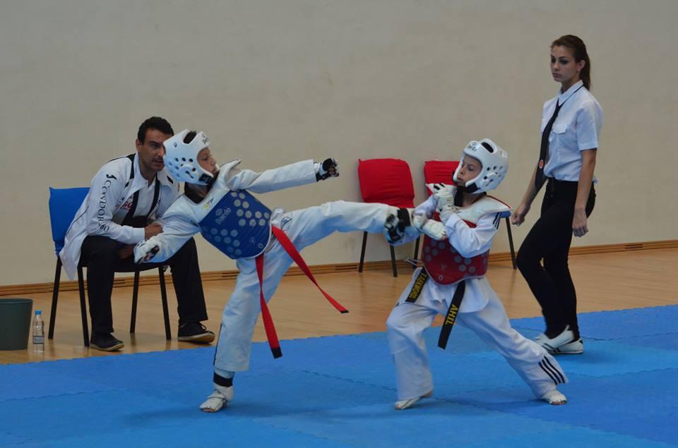 Състезателите ни по таекуондо тръгнаха за Гърция с амбиция за медали