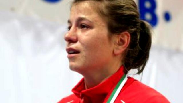 Калина Стефанова остана на крачка от златото, Цвети Цветанова взе бронз