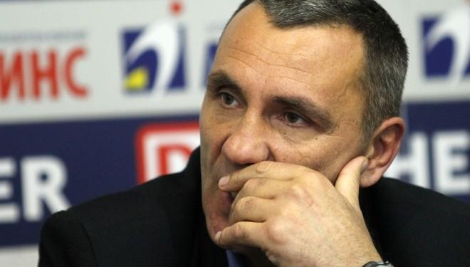 Михаил Таков: Кубрат може да има още един мач тази година