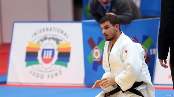 Янислав Герчев с първи медал от Гранд Шлем