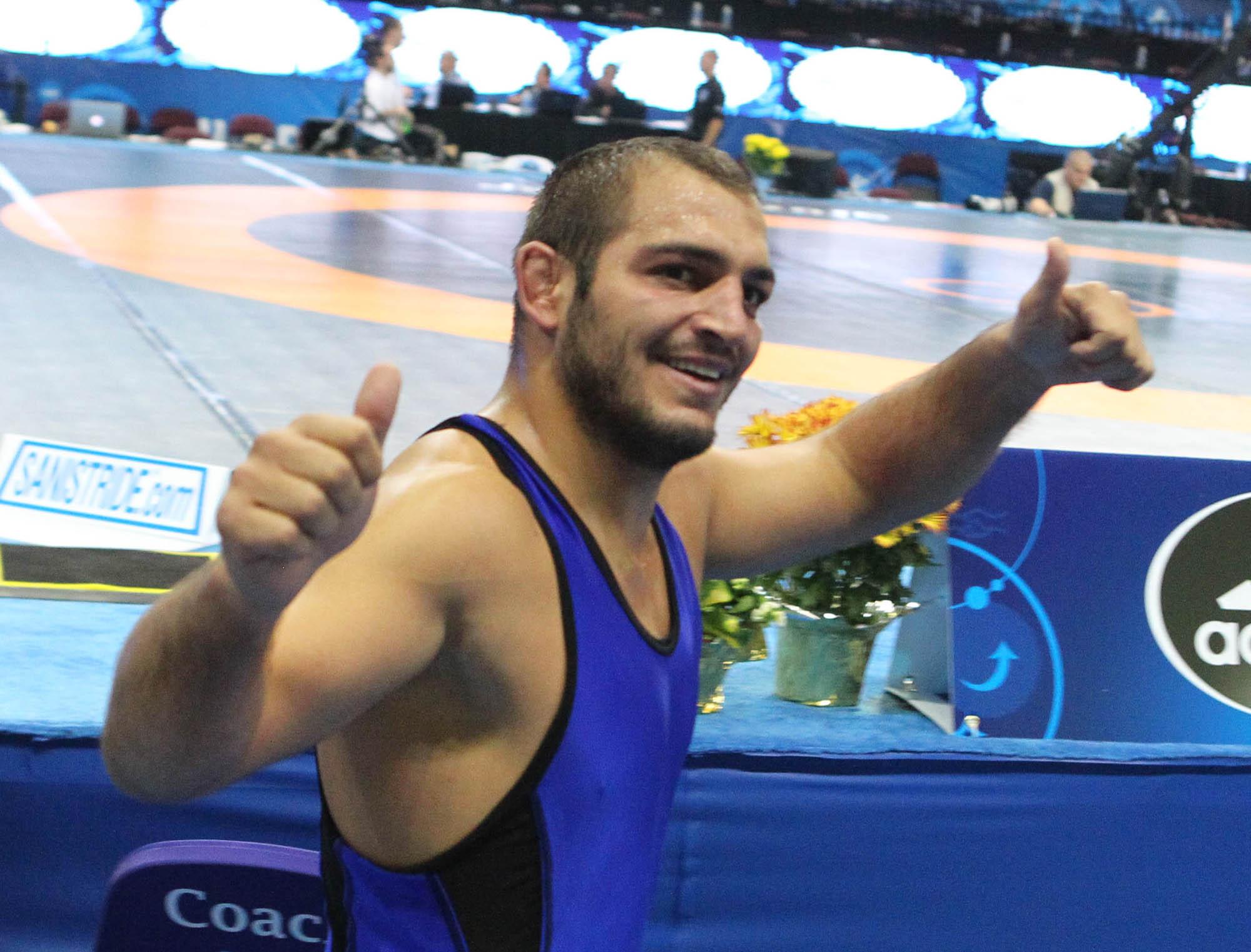 Михаил Ганев се завърна с титла