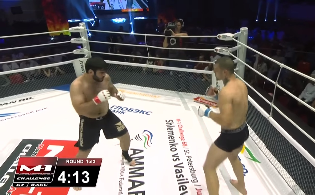 Лазар Тодев претърпя поражение на турнира M-1 Challenge 67 (ВИДЕО)