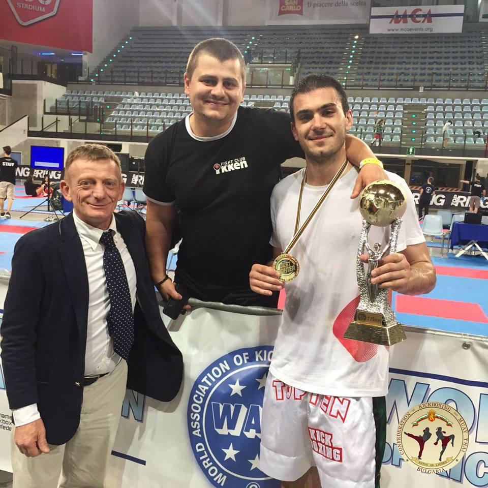 """Националите по кикбокс завоюваха вчера 11 медала от """"Best Fighter"""" 2016"""