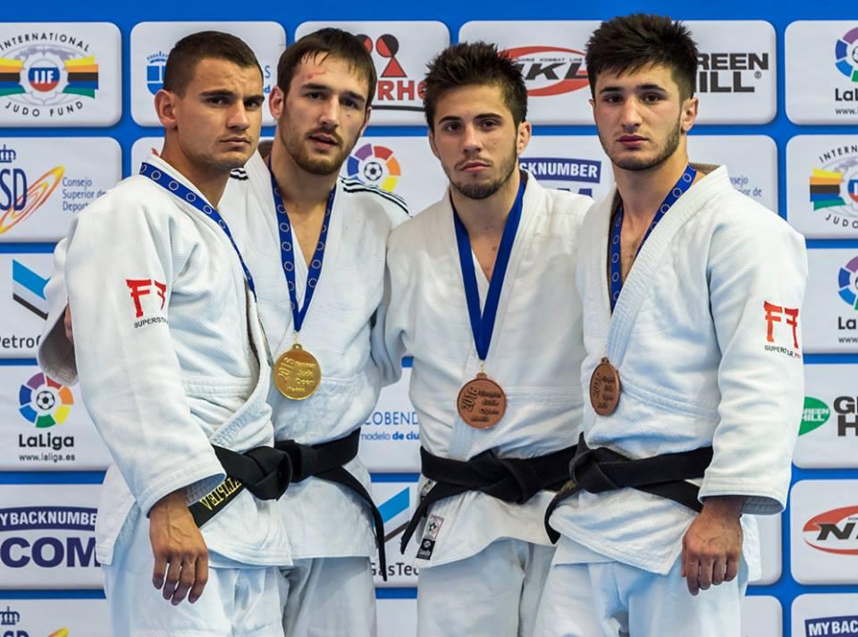 Четирима българи тръгнаха за медали от Европейското по джудо