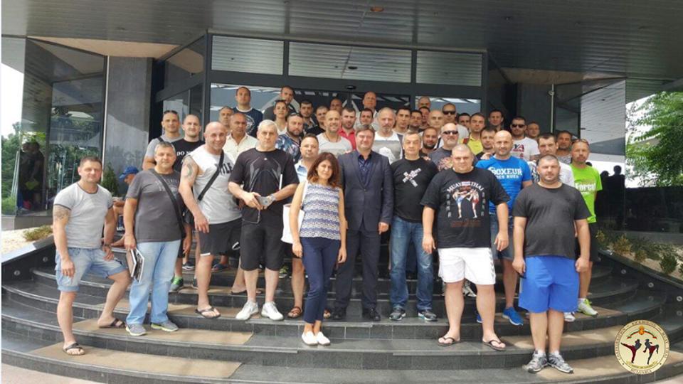 Приключи семинарът по кикбокс в Пловдив (СНИМКИ)