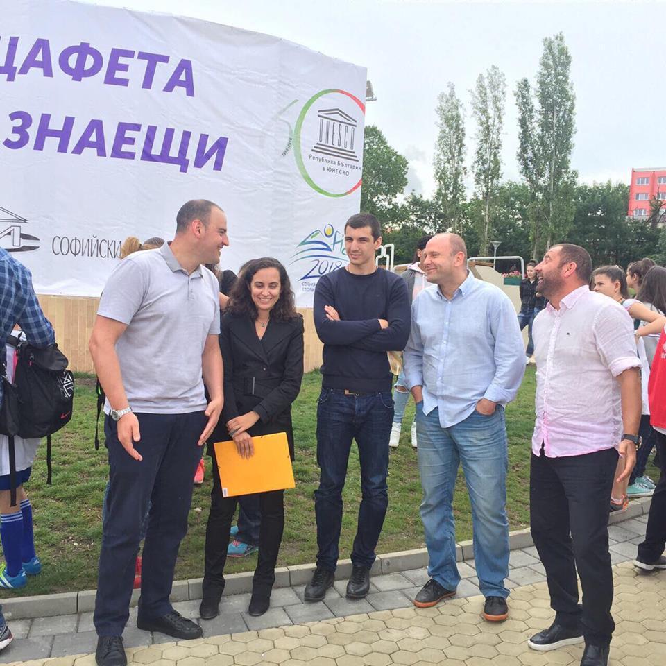 Александър Петров се включи в отбелязването на 60 години от членството на България в ЮНЕСКО (СНИМКИ)