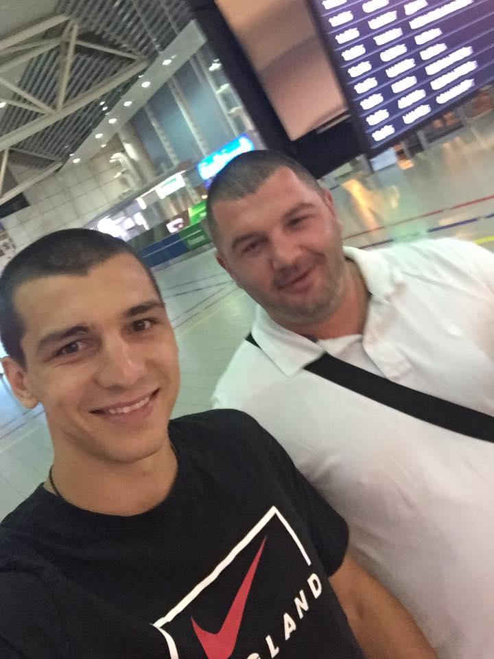 Александър Петров отпътува за Монте Карло