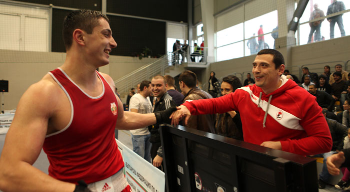 Петър Белберов започна с успех олимпийската квалификация в Баку