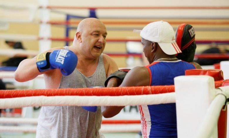 Красен Кралев и Красимир Инински показаха отлични умения в бокса (СНИМКИ)