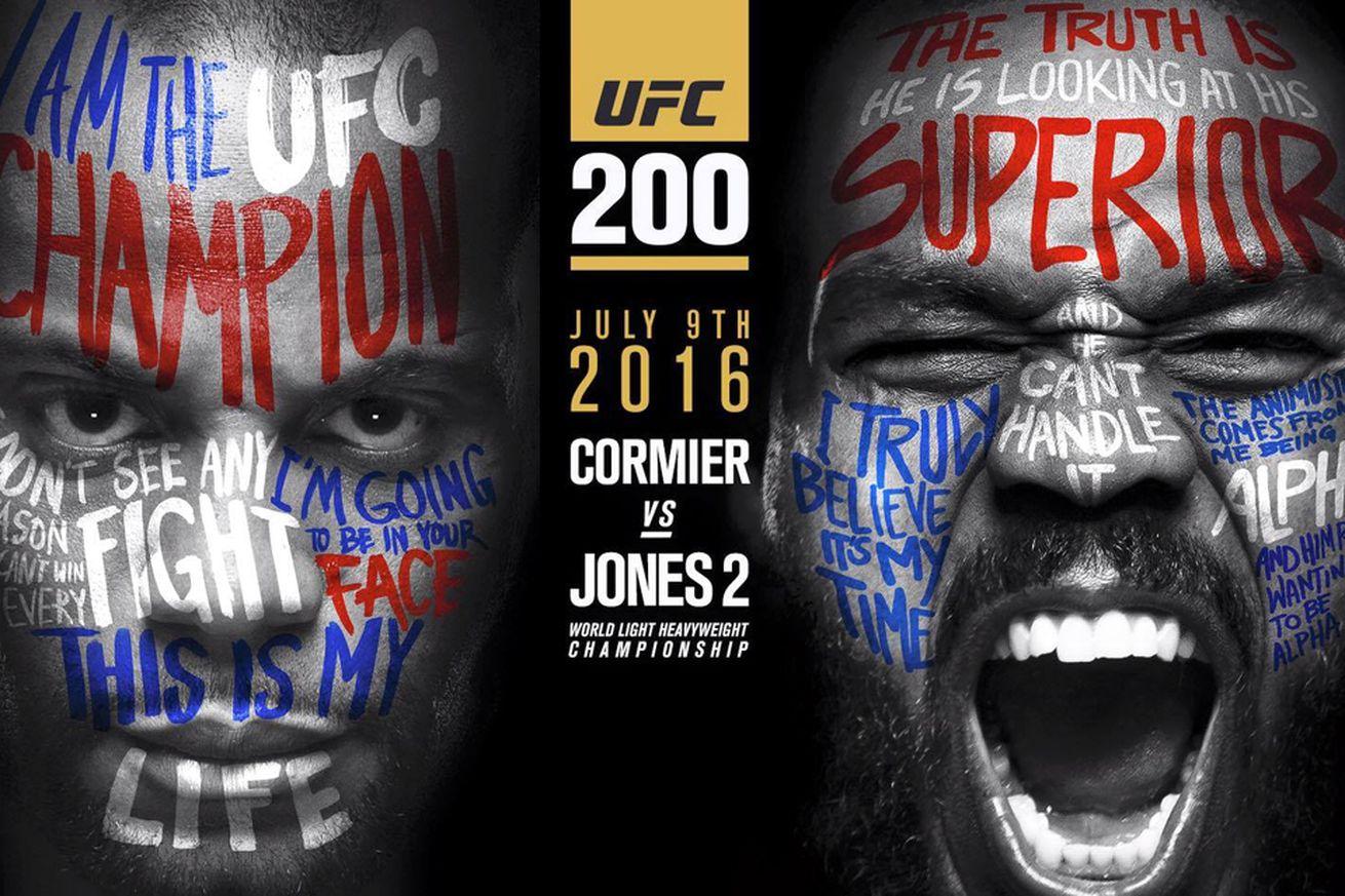 UFC 200 – бруталното зрелище! (ВИДЕО)