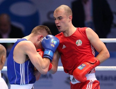 Симеон Чамов с олимпийска квота за Рио!