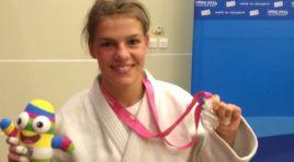 Бетина Темелкова с първо злато за Израел