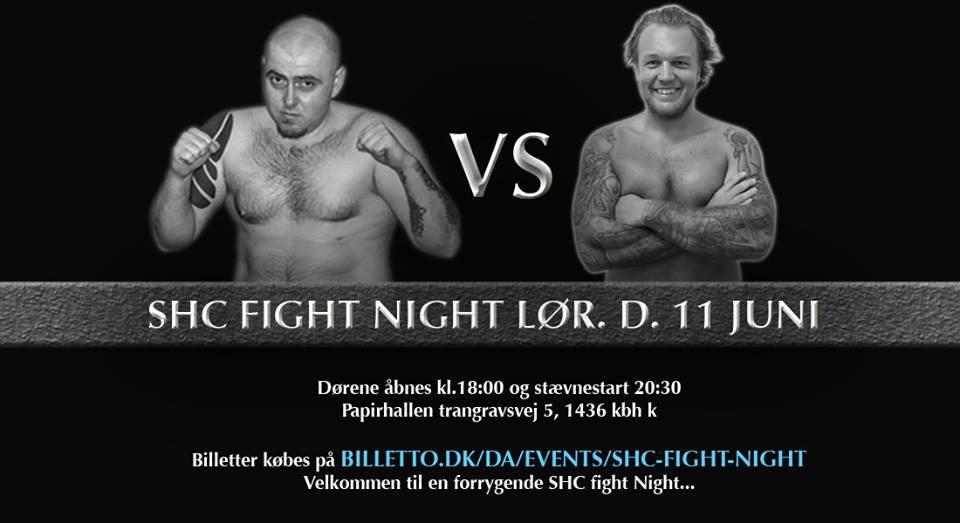 Български боец с дебют на профи ринга в Дания