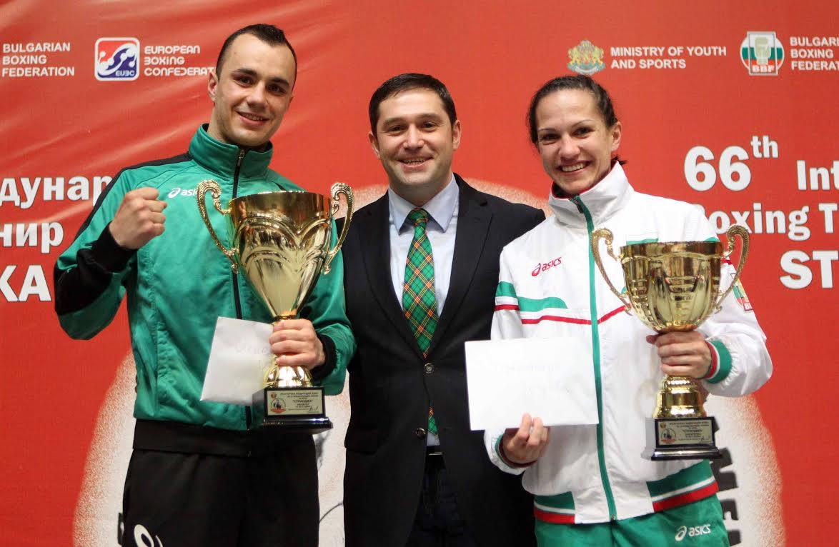 В бокса искат поне един медал от Рио 2016