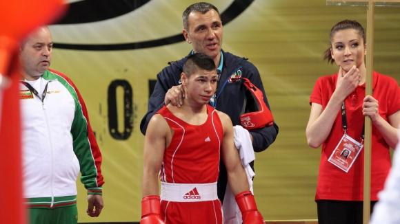 Тайсъна свалил 10 килограма, иска медал от Рио 2016