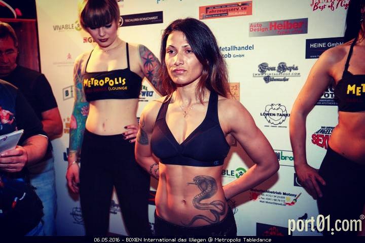 Пламена Димова излиза за профи титла в бокса